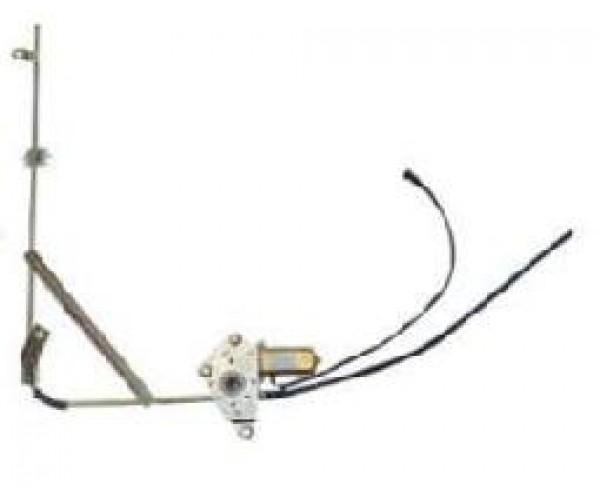 Maquina Vidro IVECO EUROTECH Lado Esquerdo Com Motor