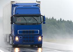 Atenção aos acessórios de caminhão para chuva