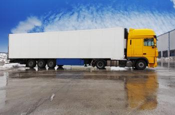 A importância da boa distribuição da carga no caminhão